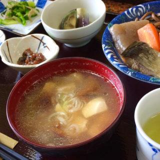 多菜田定食の煮物コース